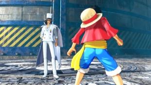 One Piece – World Seeker: Eiichiro Oda dessine deux personnages originaux pour le jeu