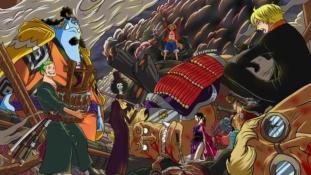 One Piece : Date de sortie du chapitre 978, les Mugiwara historiques