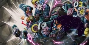 One Piece : Eiichiro Oda fait un clin d'œil à Pokémon dans son chapitre 980
