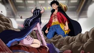 Chapitre One Piece 983 VF / Classement Weekly Shônen Jump N°29 (2020)