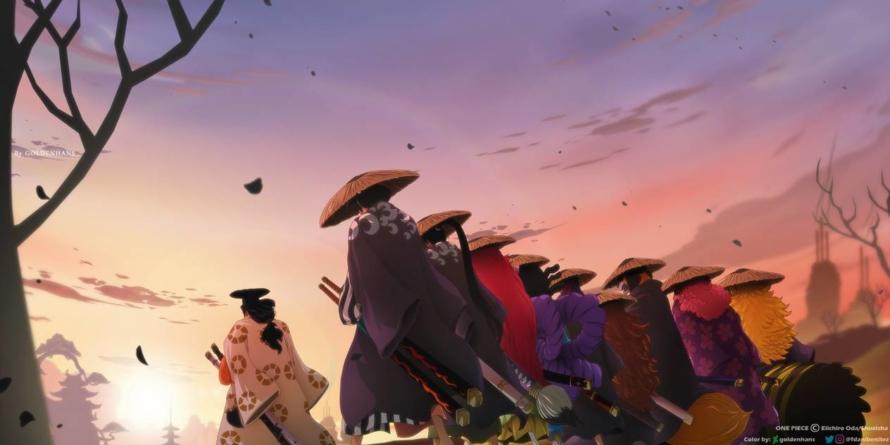 Chapitre One Piece 970 VF