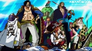 Chapitre One Piece 966 VF