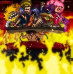 Chapitre One Piece 972