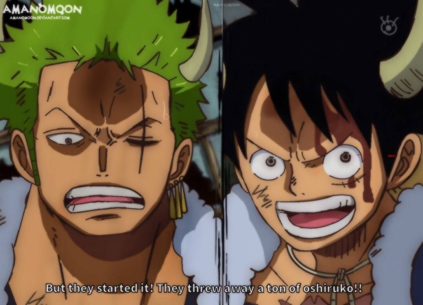 Chapitre One Piece 981 VF