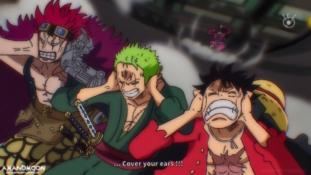 Chapitre One Piece 982 Résumé