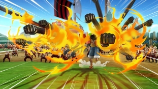 One Piece: Pirate Warriors 3, 3ème vidéo promo