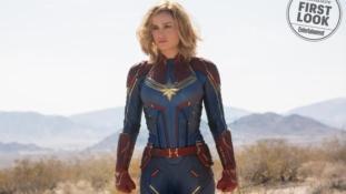 Captain Marvel: Les 10 premières images du film