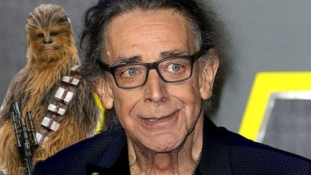 #MayThe4thBeWithYou Peter Mayhew
