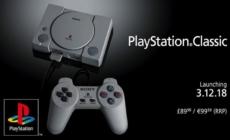 PlayStation Classic: Sony annonce la mini console pour une sortie en décembre