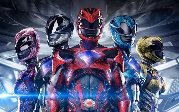 Hasbro prévoit une suite au film Power Rangers