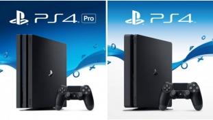 Sony révèle les consoles Playstation 4 Slim et Pro