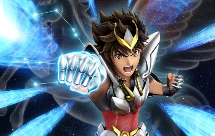 L'anime Knights of the Zodiac: Saint Seiya débutera à l'été 2019