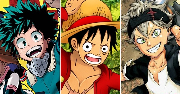 One Piece absent cette semaine, My Hero Academia absent la semaine prochaine