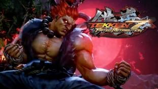 Tekken 7: Fated Retribution: Vidéo d'introduction du jeu sur borne d'arcade
