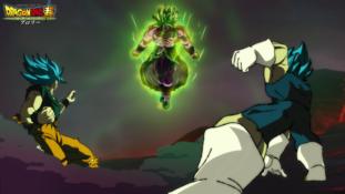 Dragon Ball Super – Broly : Clip vidéo du thème musical [Blizzard] avec des scènes inédites