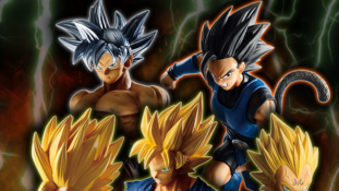 Dragon Ball Legends: Nouvelles figurines Banpresto pour les loteries Ichiban Kuji
