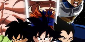 Dragon Ball Super – Broly : Spot pour fêter la place de N°1 au Box Office et Clip musical de la version anglaise de «Blizzard»