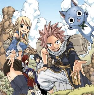 Un livre-jeu pour Fairy Tail et des goodies pour Eden's Zero au Japon