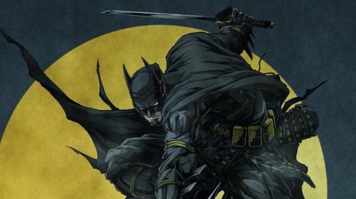 Batman Ninja se dévoile avec sa première bande annonce
