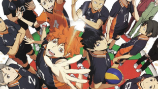 Le manga Haikyu!! Les as du Volley entame son arc final