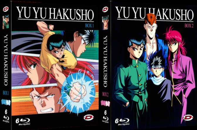 Yū Yū Hakusho : Annonce d'un coffret Intégrale Blu-ray pour le 25e Anniversaire de l'anime